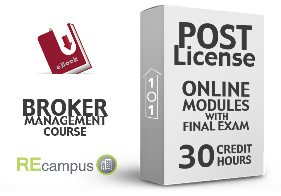 Florida Broker Post-Licensing Management Course (EB)