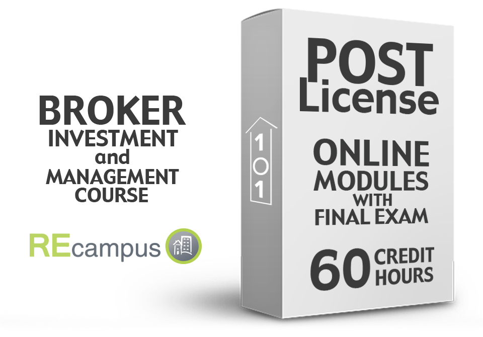 Florida Broker Post-Licensing Course